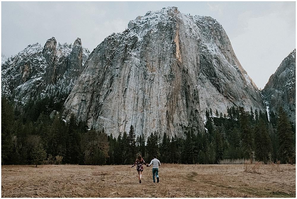 Grand Majestic Hotel wedding Yosemite National Park