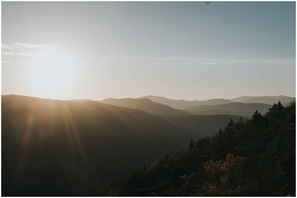 Hawksbill mountain
