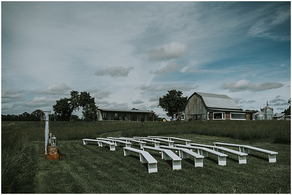 Raleigh durham barn wedding