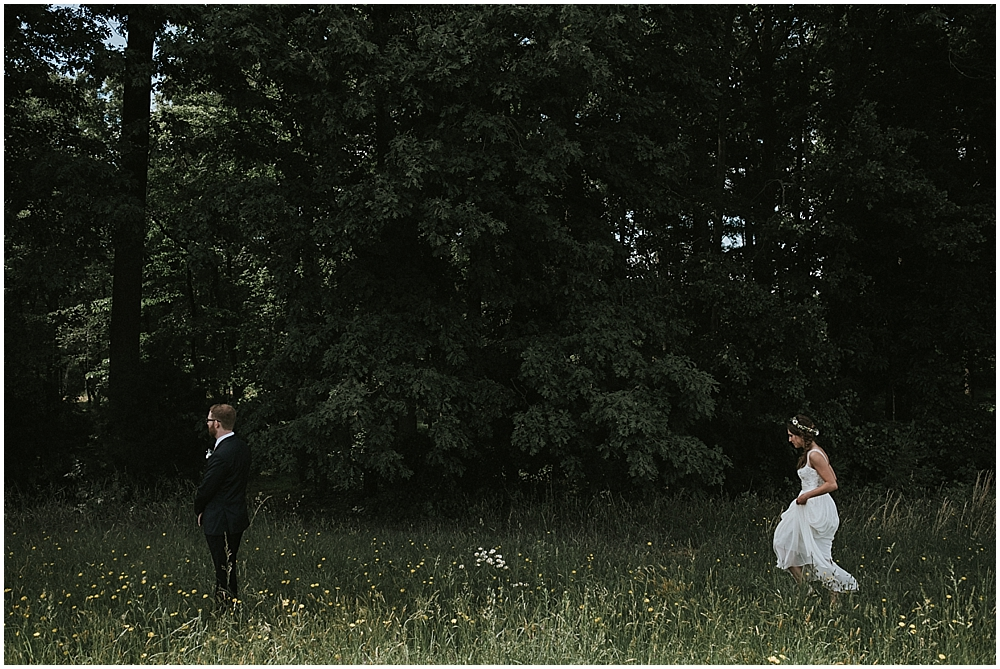 Raleigh Elopement