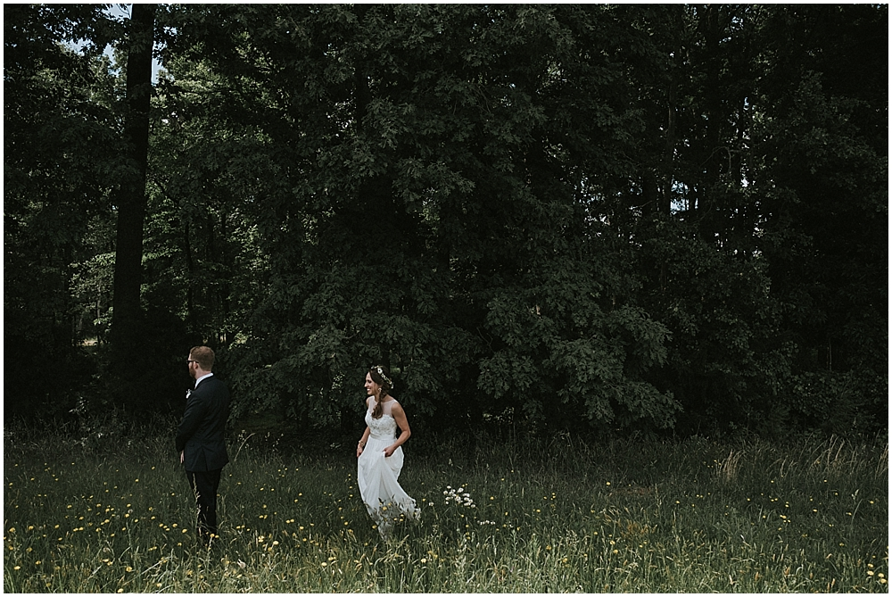 Durham Elopement photographer