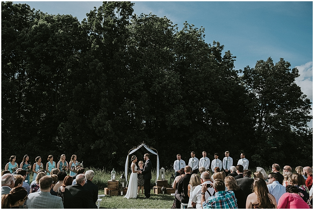 Durham outdoor wedding venue