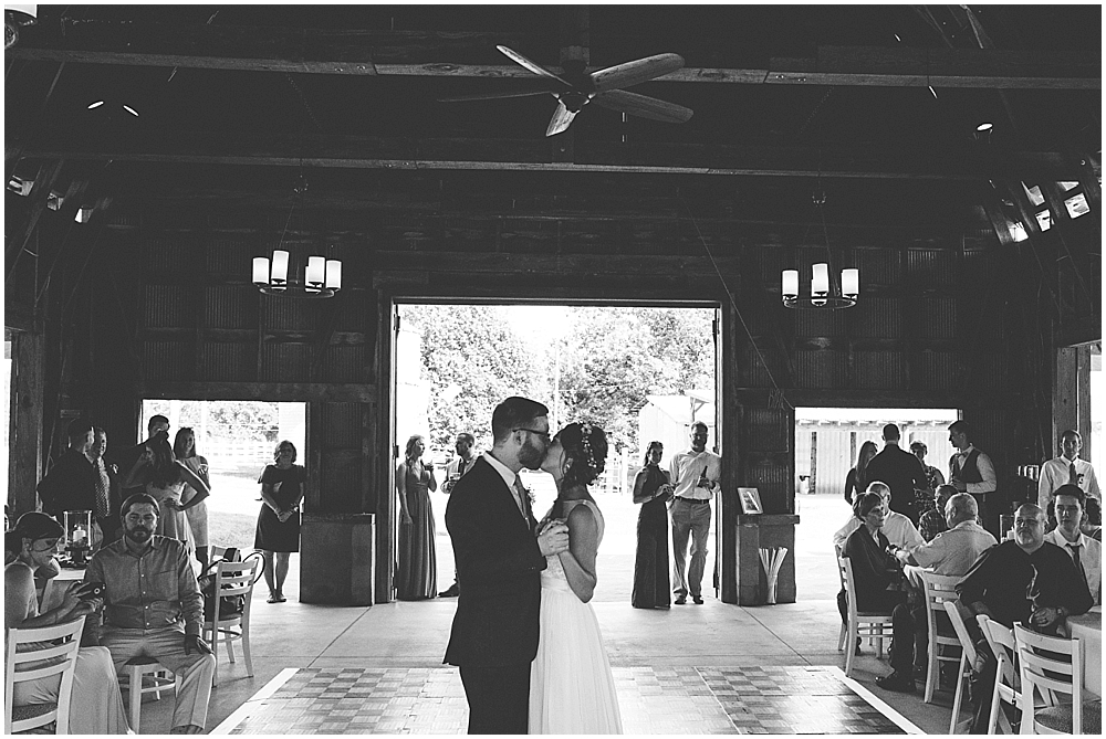 Durham nc barn wedding