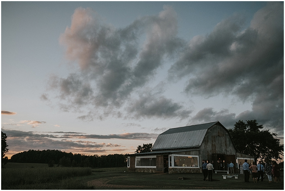 Raleigh barn wedding venue
