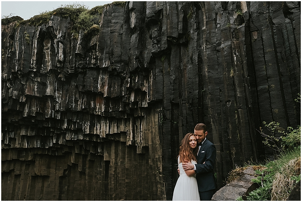 Reykjavik Iceland wedding photographer