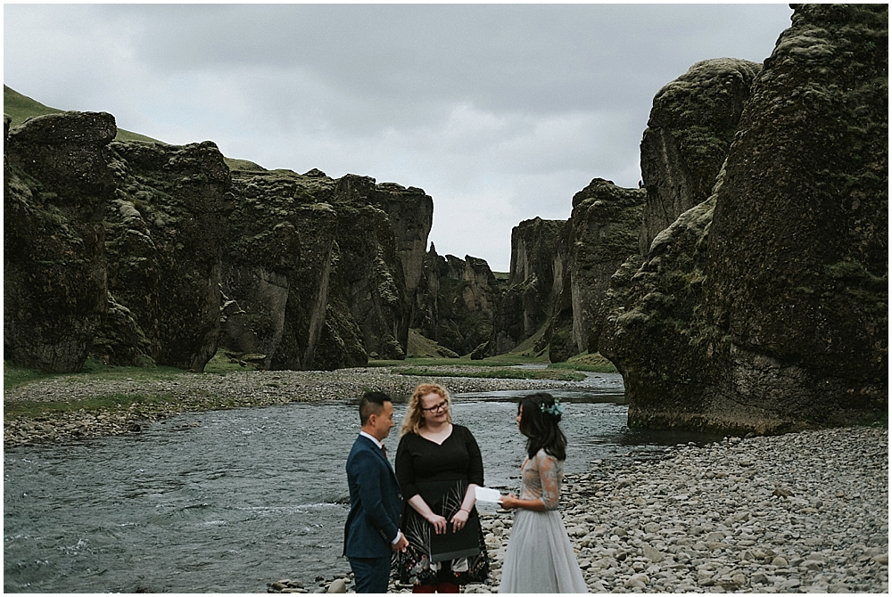South Iceland elopement