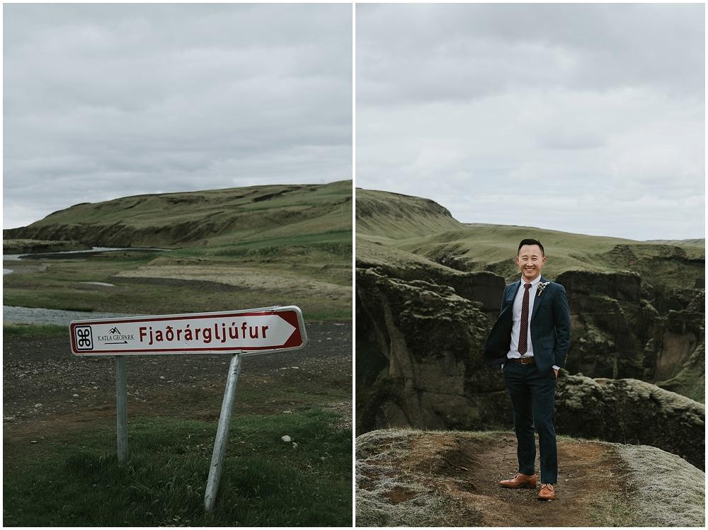 fjaðrárgljúfur Iceland mossy canyon