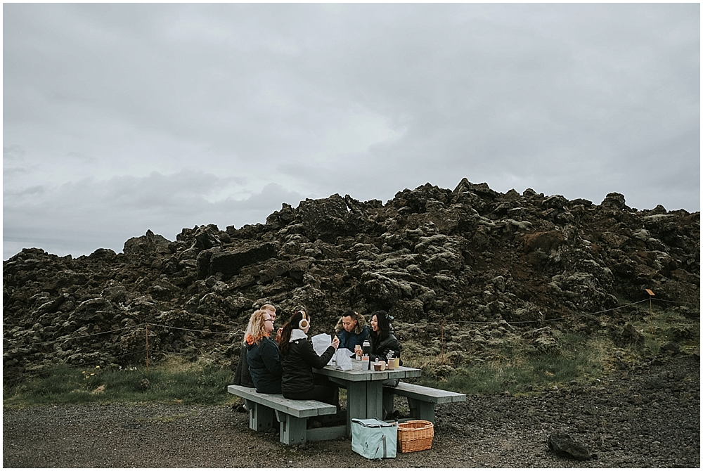 Iceland adventure elopement