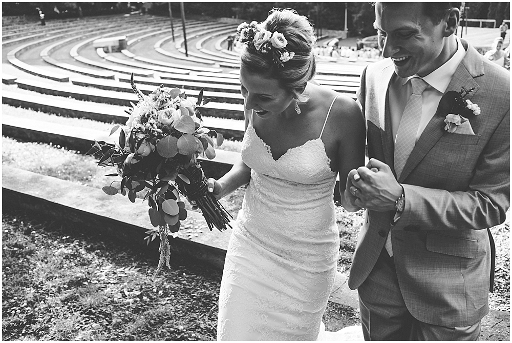 Raleigh little theater wedding