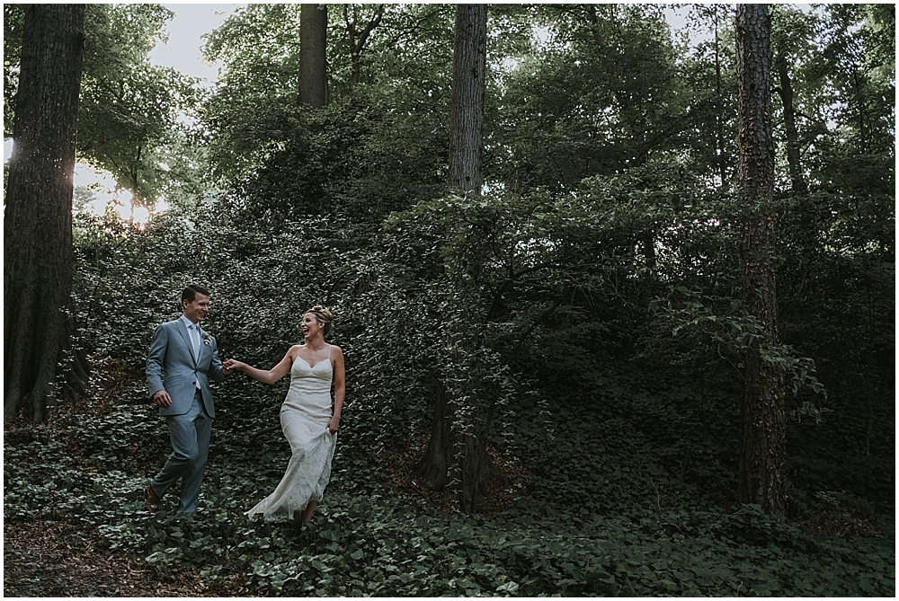 North Carolina elopement Raleigh