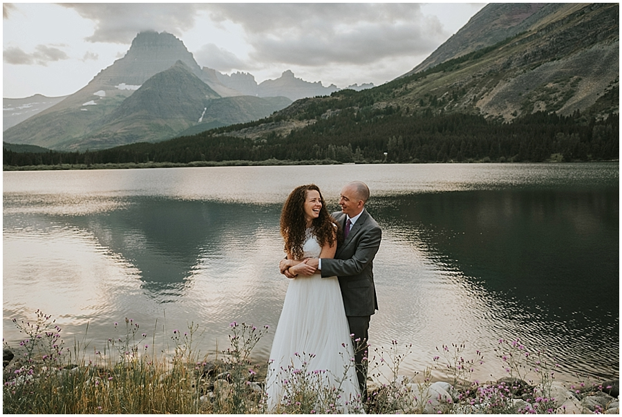 Many Glacier Lodge Elopement