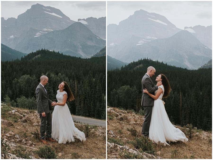 Outdoor Wedding in Montana