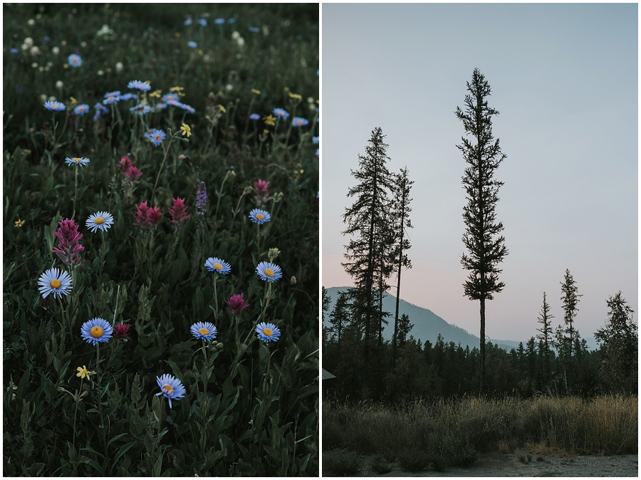 Glacier National Park wedding photographer