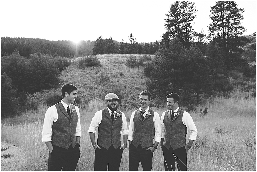 North Cascades mountain wedding