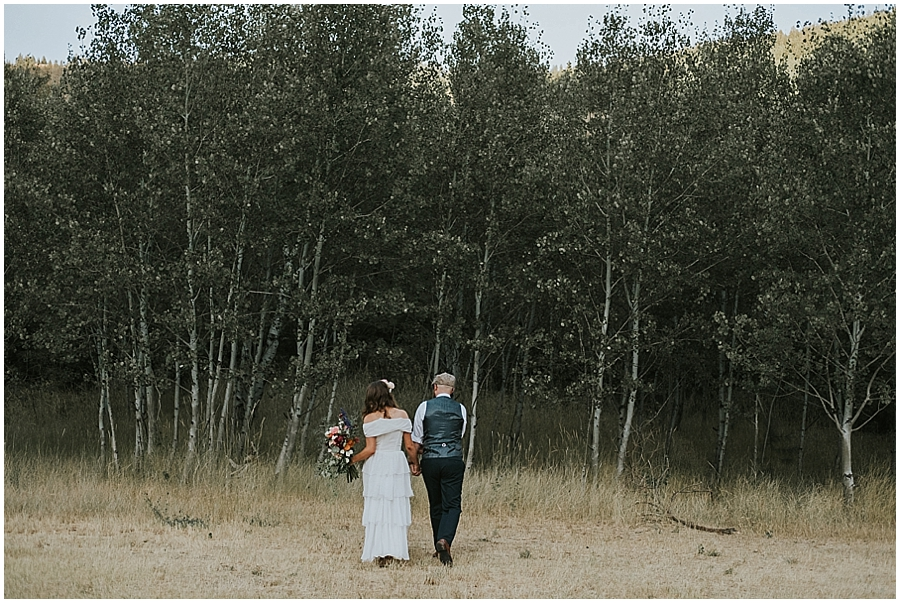 Spokane elopement photographer