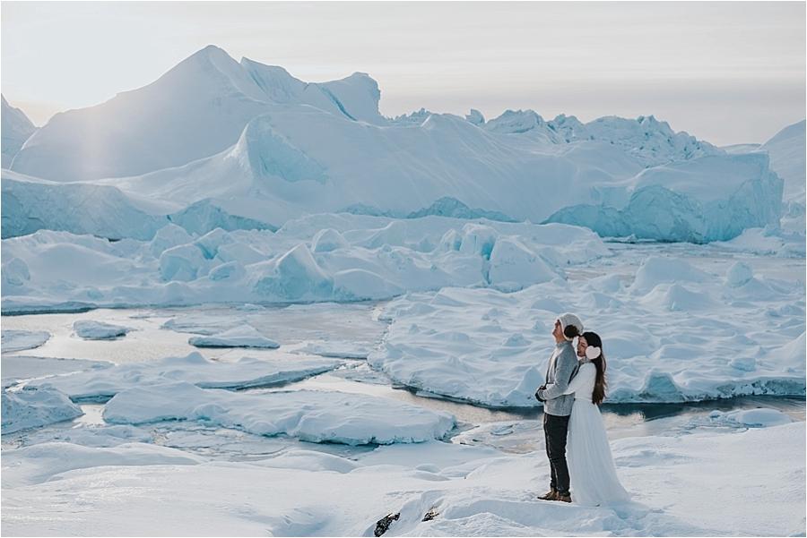 Wedding in Greenland
