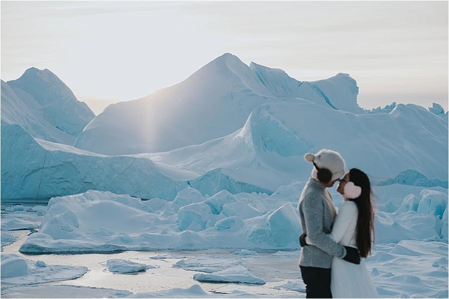 polar ice north pole