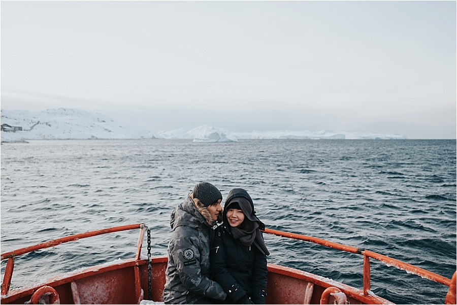 Sweden adventure elopement