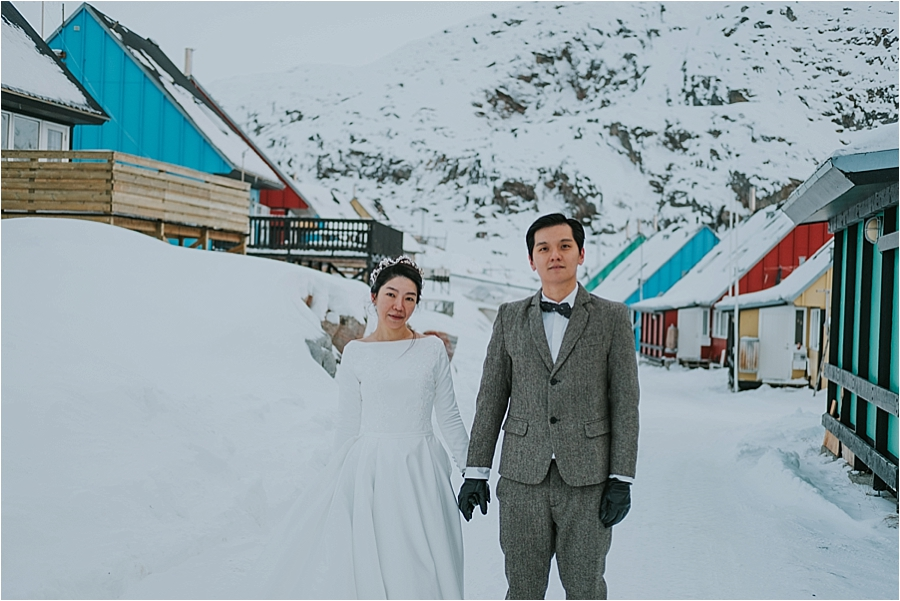 sweden winter wedding