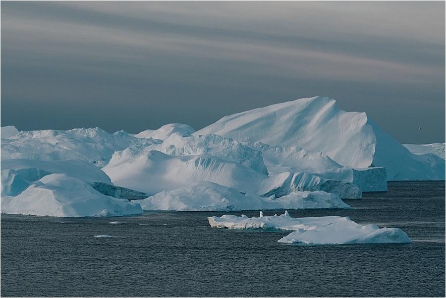 Ilulissat Greenland icefjord