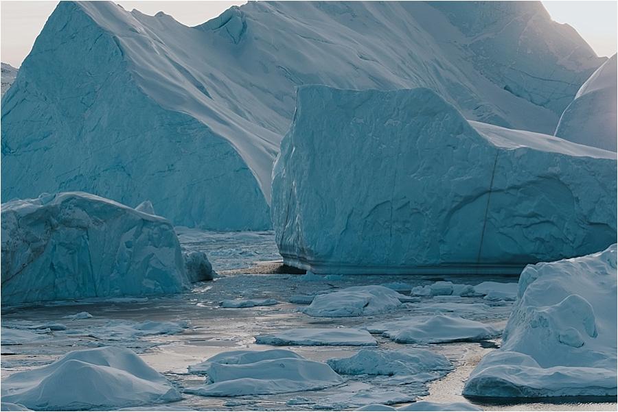 greenland arctic circle
