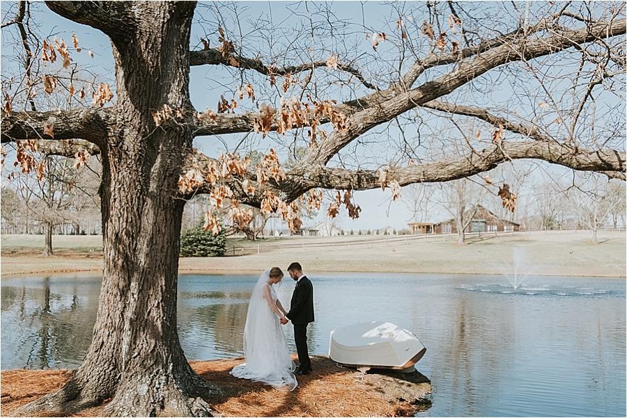 Raleigh NC outdoor wedding venue