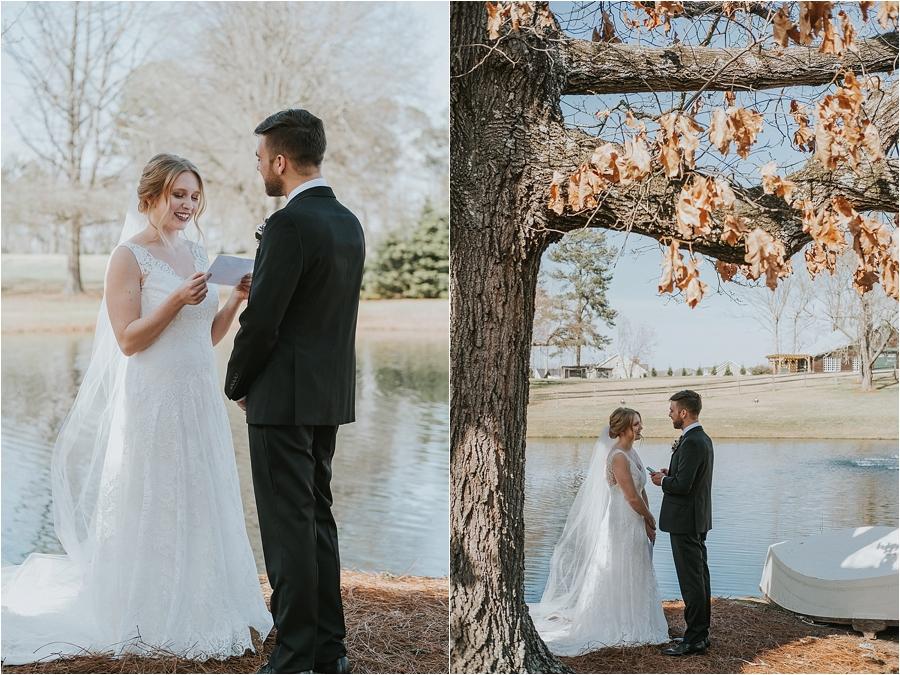 Outdoor wedding venue Raleigh North Carolina