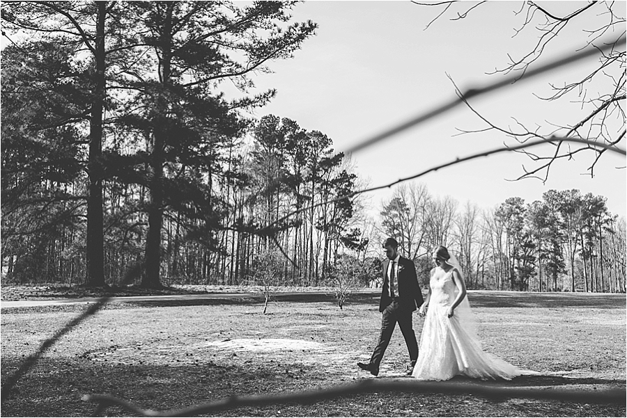 Artistic raleigh wedding photography