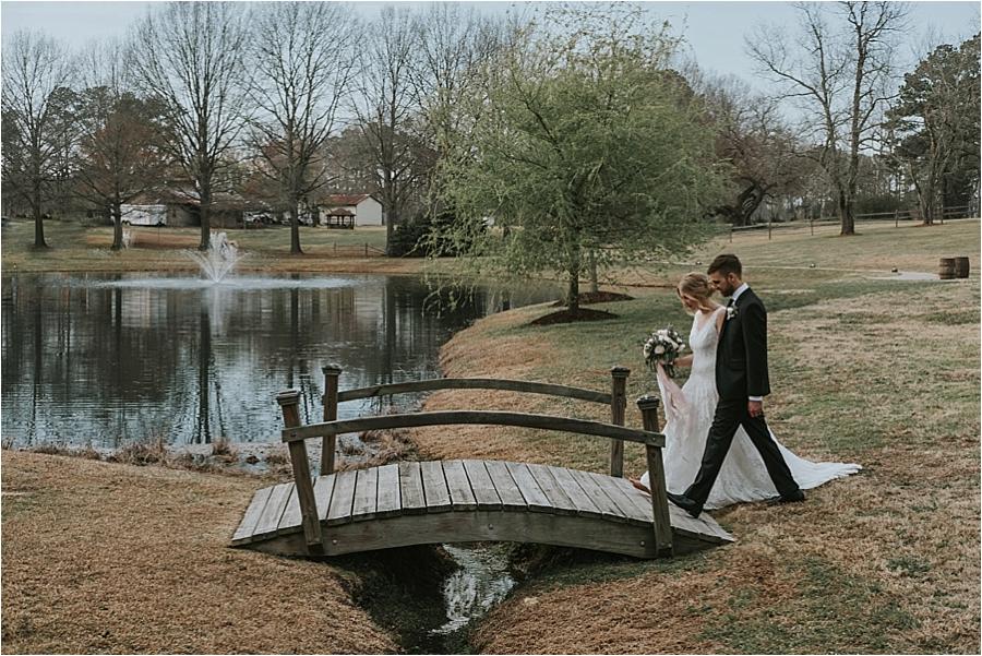 outdoor wedding Raleigh