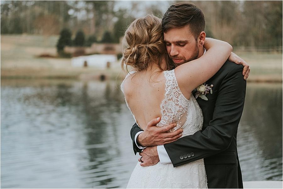 genuine Raleigh wedding photographer