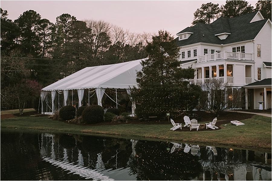 Raleigh outdoor garden wedding venue