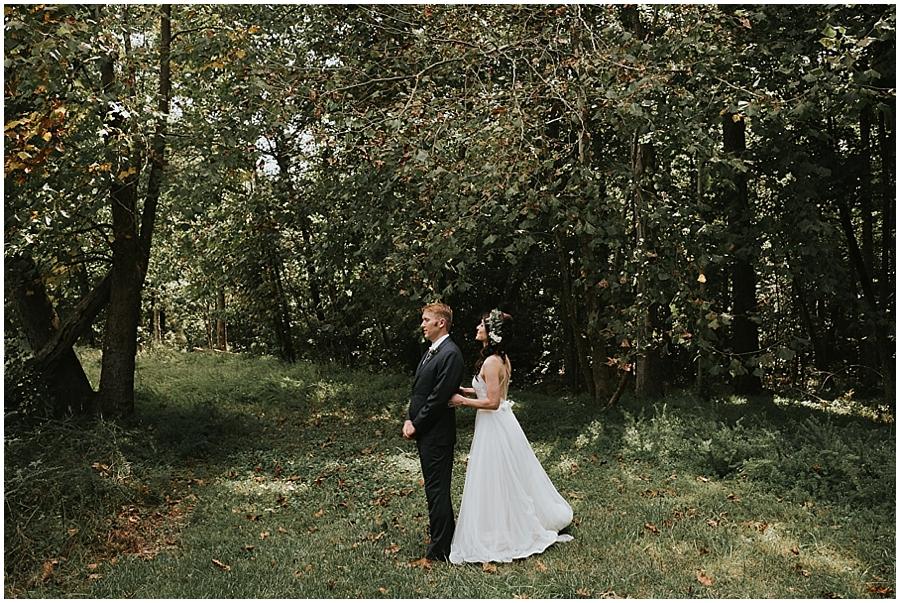 Artistic Raleigh North Carolina Wedding Photographer