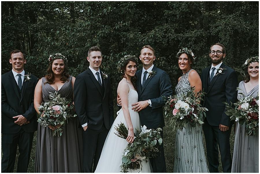 Raleigh NC indie wedding
