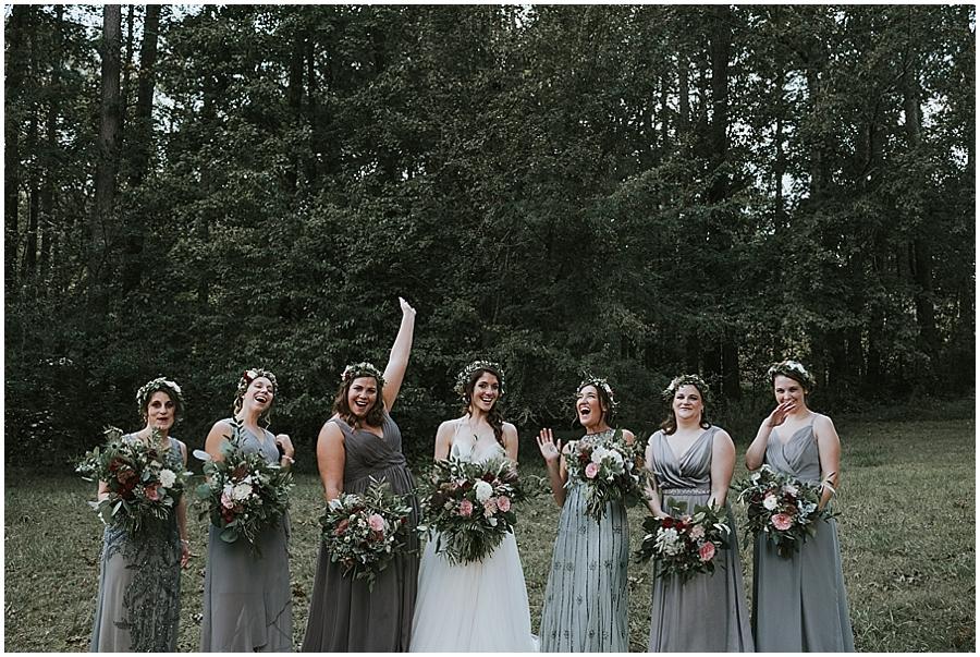 Chapel Hill outdoor wedding venue