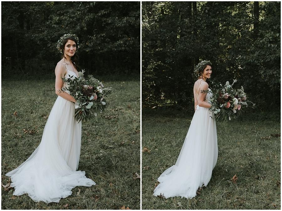 Chapel Hill fine art wedding photographer