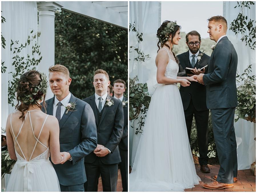 Raleigh NC film wedding photography
