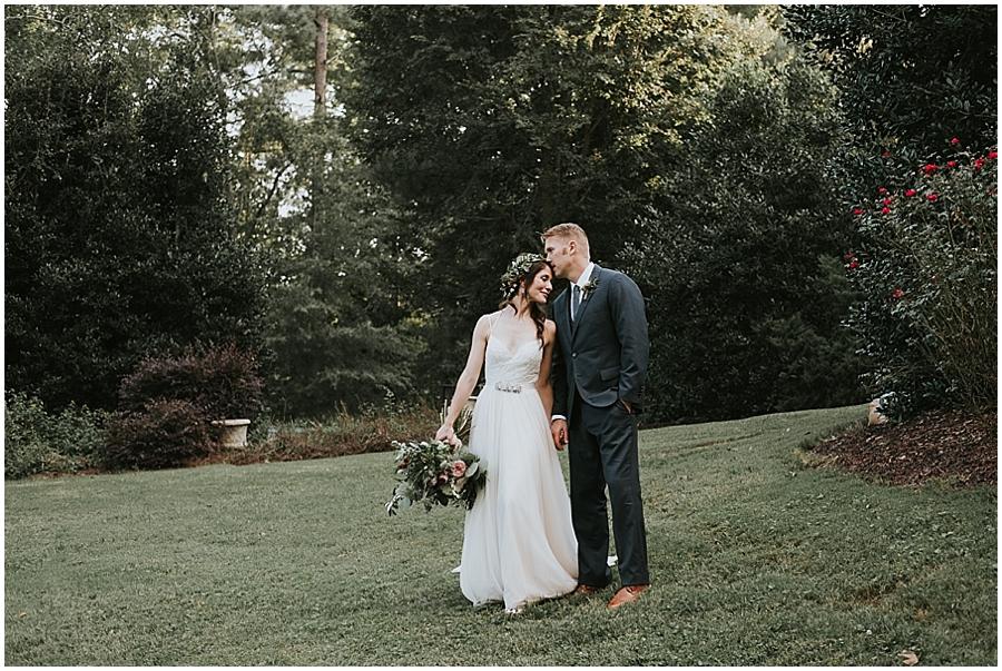 Raleigh NC genuine wedding photographer