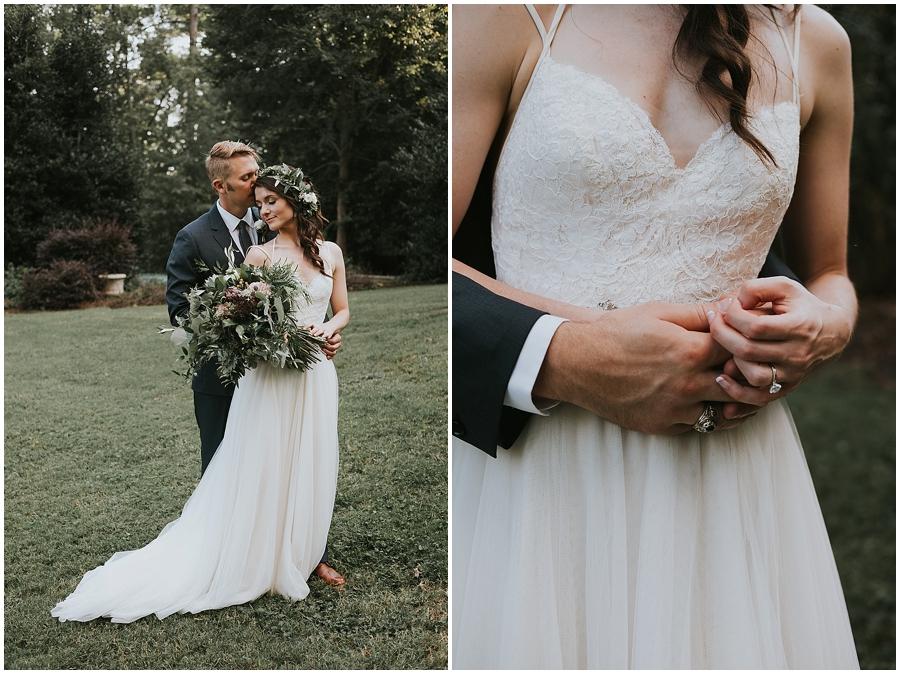 Raleigh North Carolina film wedding photographer