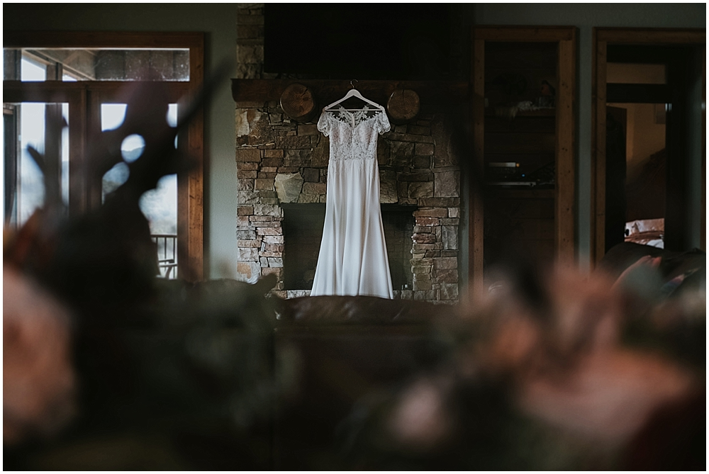 Asheville, NC artistic wedding photographer