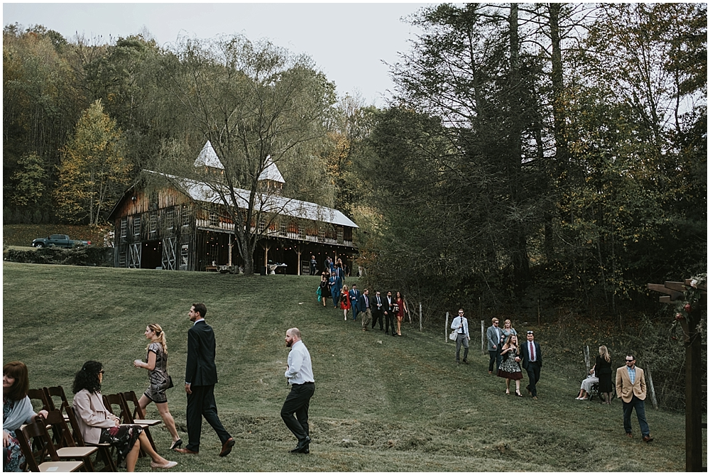 best Asheville North Carolina wedding venue