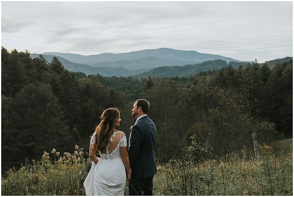 Asheville, North Carolina elopement photographer