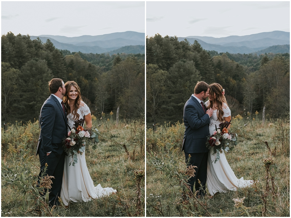 wedding photographer Asheville North Carolina