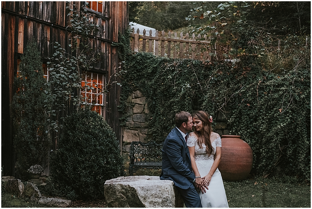 Asheville Wedding Venue Fines Creek Farm