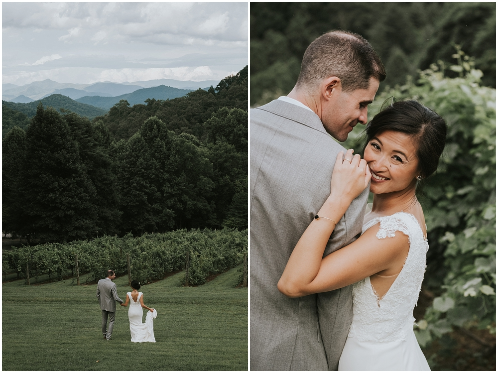 north carolina mountain wedding venue