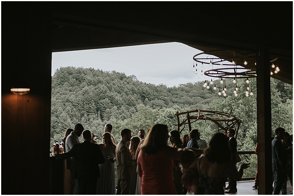 asheville mountain wedding venue