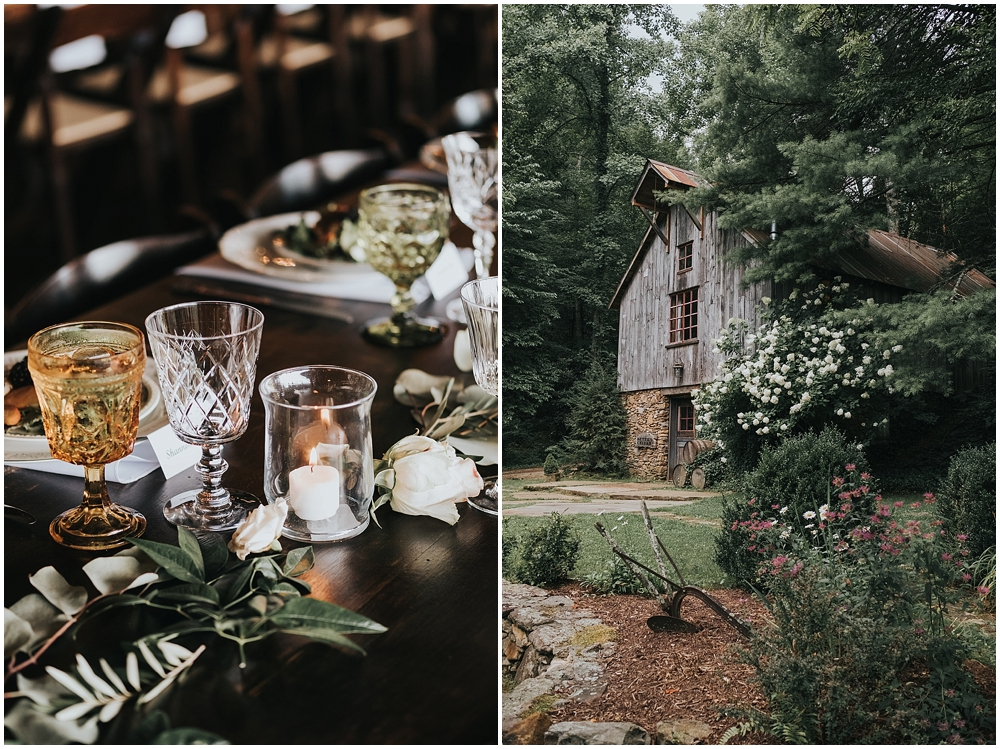 luxurious asheville mountain wedding venue