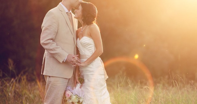 Chelsea + Jeremy | Durham Backyard Wedding