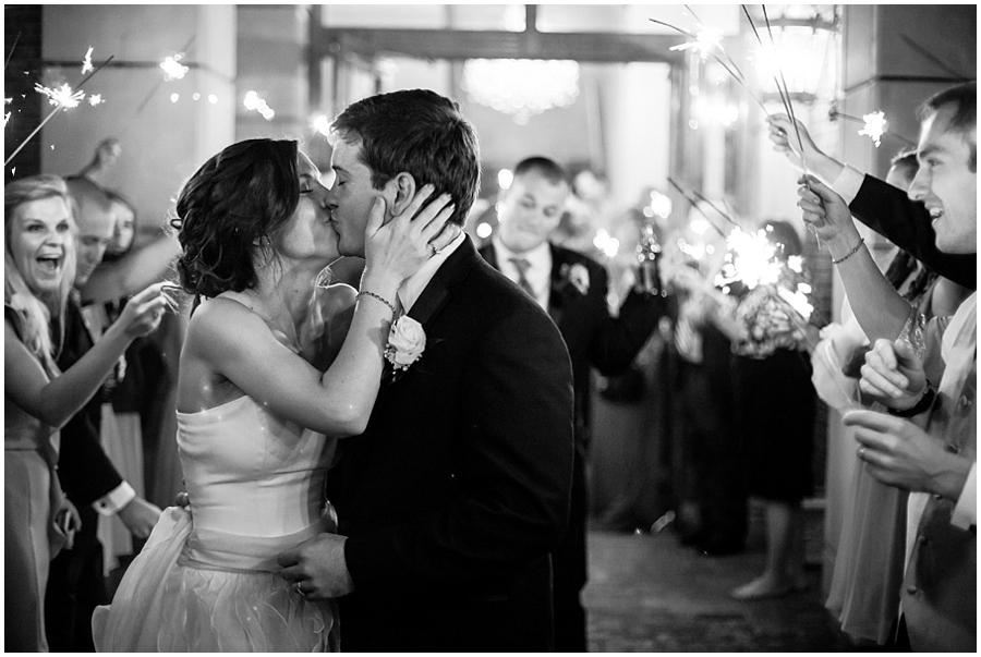 Fun Raleigh Wedding