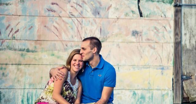 April + Tony | Engagement in Beaufort