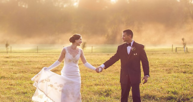 Joanna + Jade | Wedding at Merry Hill Farm in Mebane